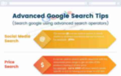 Advanced Google Search Tips
