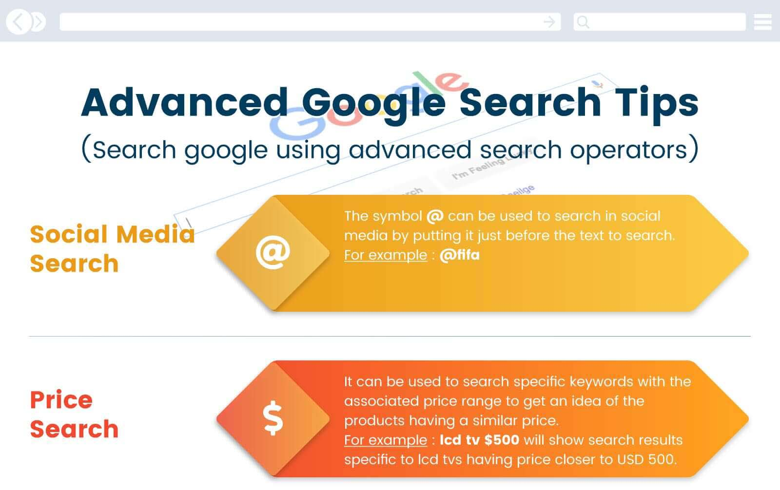 Advanced Google Search Tips | TechnoLush
